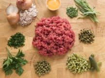 Sobre facas. E a receita do Steak Tartare