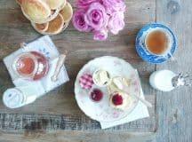 A hora do Chá – receitas e harmonizações