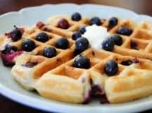 Waffles: receitas para a sua máquina