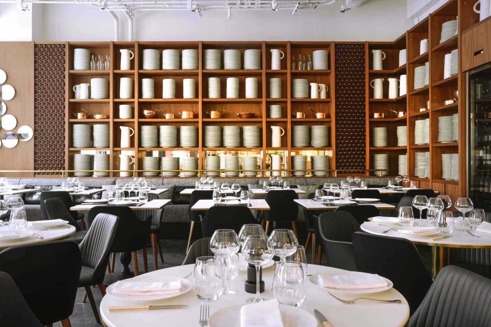 lazare o novo restaurante do chef eric frechon em paris. Black Bedroom Furniture Sets. Home Design Ideas