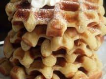 Dia internacional do Waffle