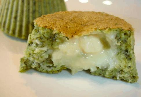 abobrinha e queijo