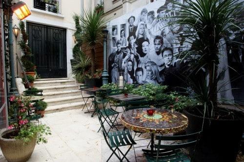 café Studio 28 endereços secretos