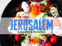 Livro: Jerusalém, Yotam Ottolenghi e Sami Tamimi