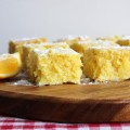lemon brownies low