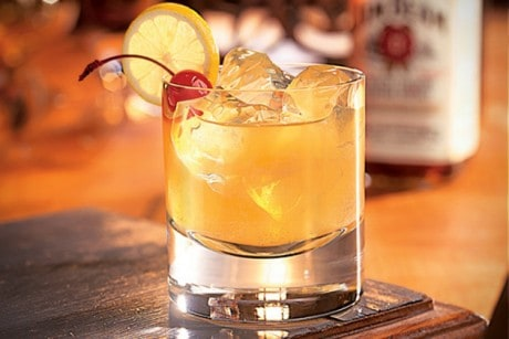 Whiskey-Sour receita