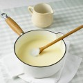 Home-made custard
