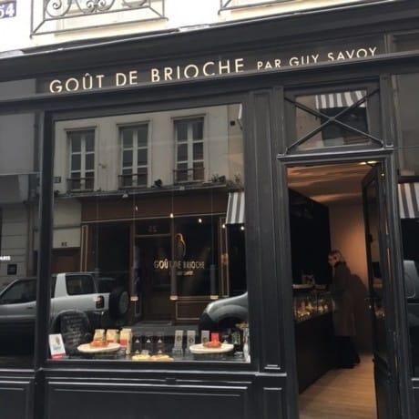 Gout de Brioche Paris