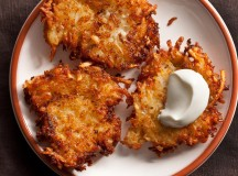 Como fazer os melhores Latkes de batata da sua vida