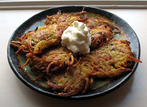 Potato+Latkes