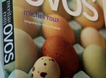 Livro: Ovos – Michel Roux
