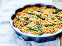 Torta de quinoa