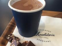 O melhor Chocolate quente de Paris