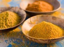 Todas as cores Curry