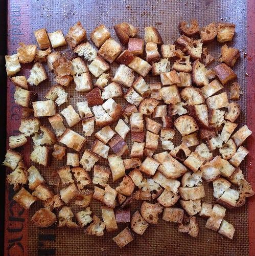 panzanella pão