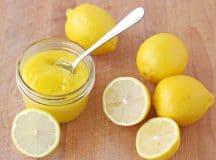 Lemon Curd (creme de limão siciliano)