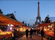 Top 5 mercados de comida de Paris