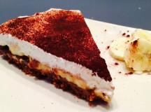 Banoffee a torta deliciosa mais rápida do oeste