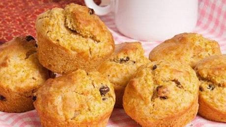 muffins de abobora