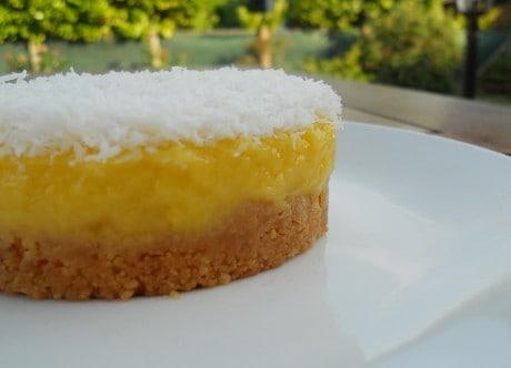 Tarte-mangue
