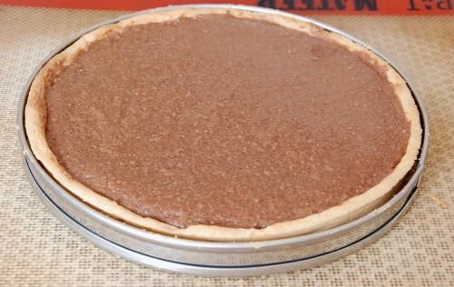 torta chocolate laranja eu comosim