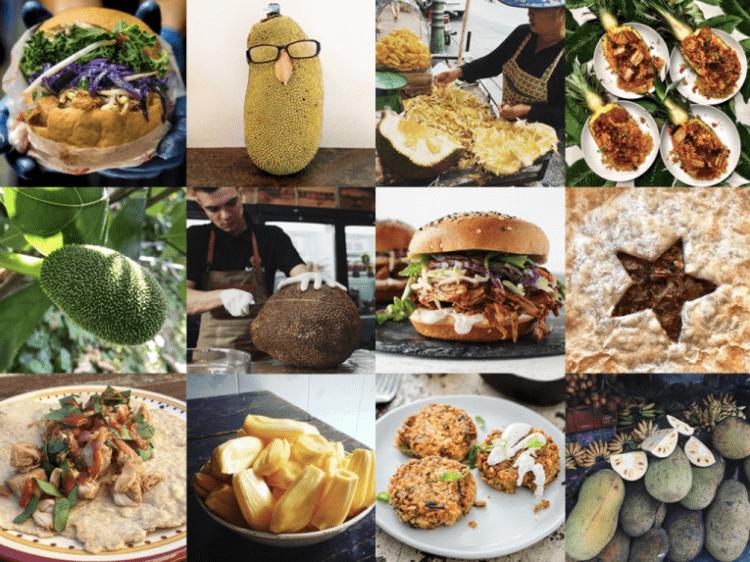 Preparem-se, a nova febre mundial na gastronomia é a: Jaca