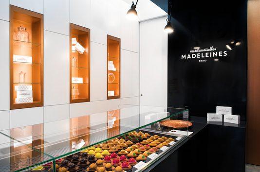 loja de madeleine a paris