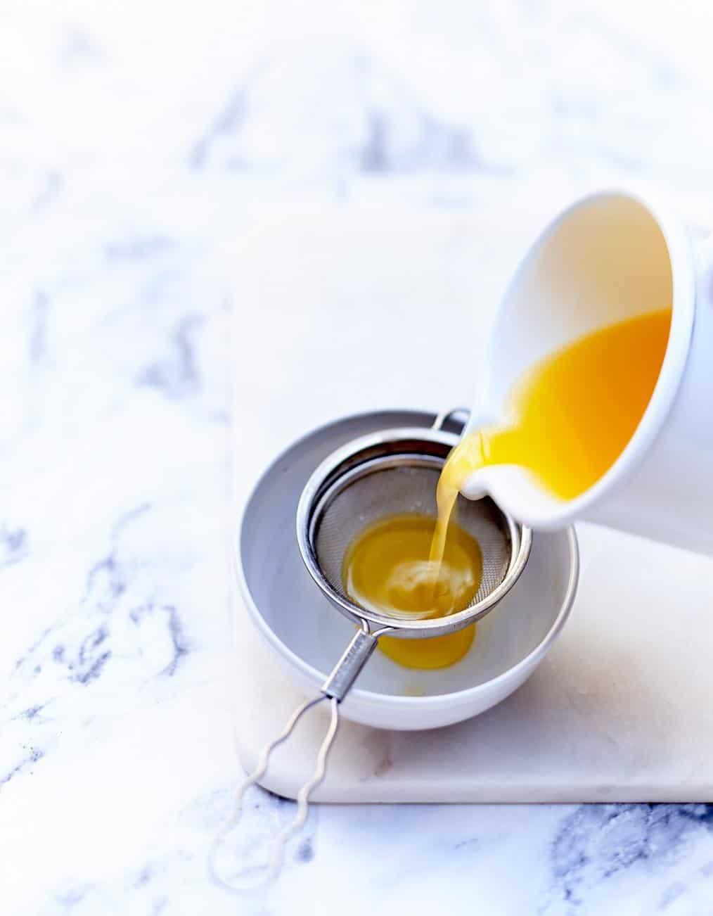 Beurre-clarifie