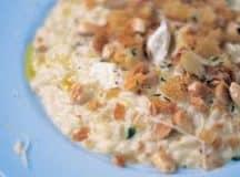 risoto alho doce