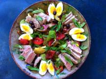 A verdadeira Salada Niçoise