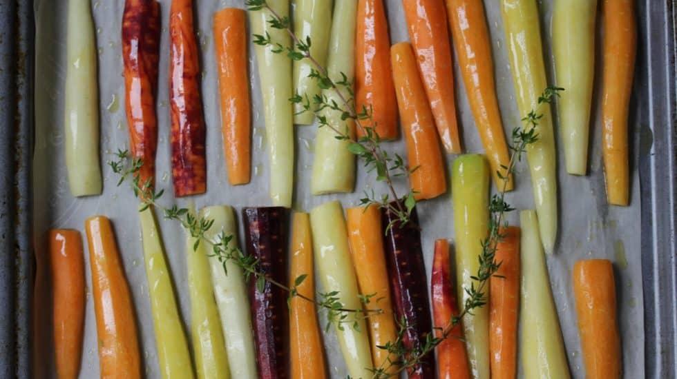 Cenouras, receitas para fugir do ordinário