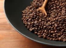 Cozinhando com café