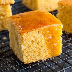 Cornbread – a melhor receita do bolo de milho americano