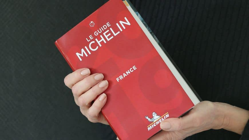 GUIA MICHELIN 2109