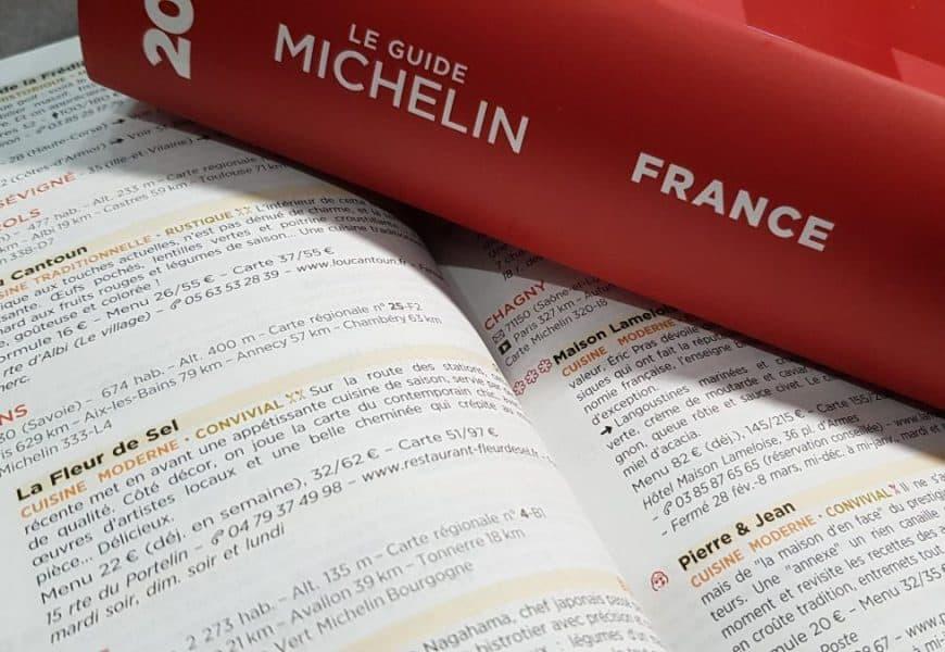Saiu o Guia Michelin 2019 FRANCE