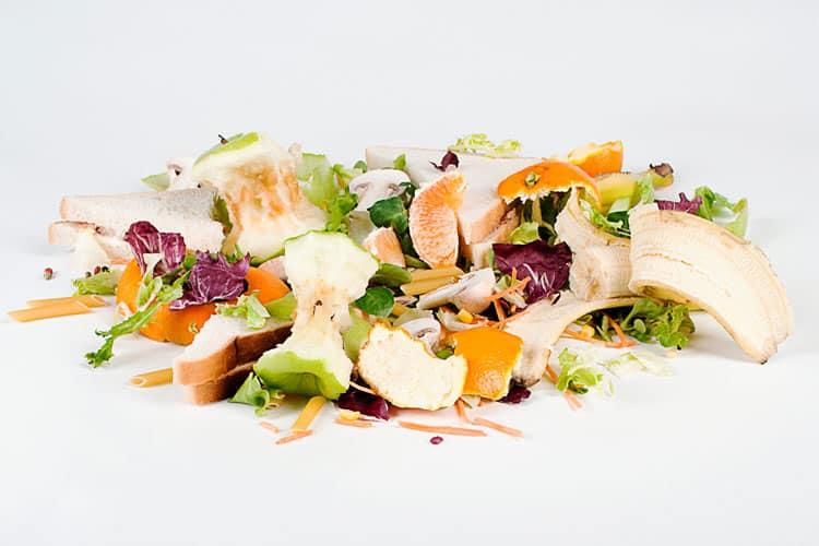 contra o desperdício de comida