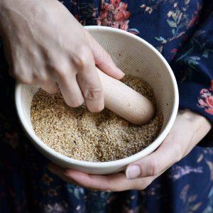 Gomásio, uma boa alternativa ao sal