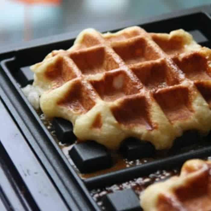 os melhores waffles do mundo